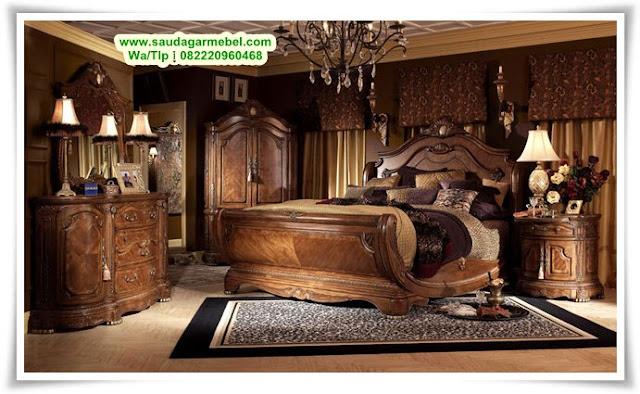 Kamar Set Mewah Model Prahu Terbaru, Set Tempat Tidur Model Prahu, Kamar Set Jati Jepara, Model Set Tempat Tidur Prahu, Tempat Tidur Jati, Jual Tempat Tidur Prahu Terbaru