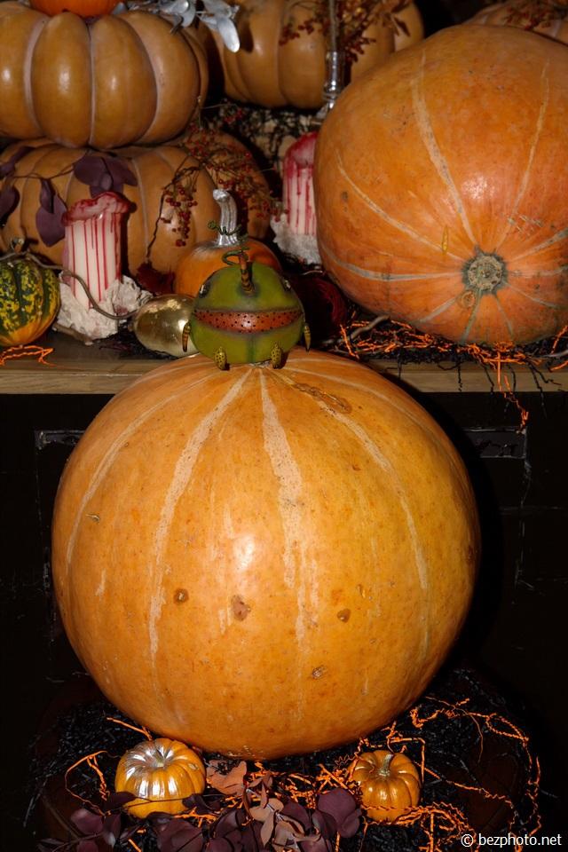 декор на хэллоуин фото