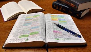 O estudo da Bíblia é o coração do sermão