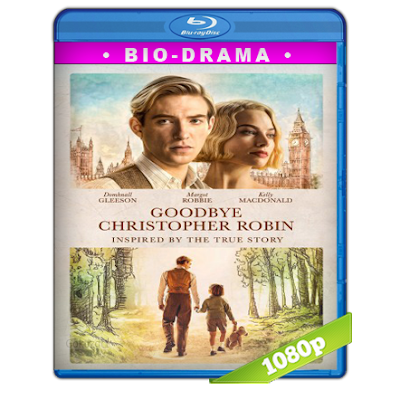 Hasta Pronto Christopher Robin (2017) BRRip Full 1080p Audio Trial Latino-Castellano-Ingles 5.1
