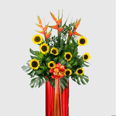 grand flower, flower, florist, florist malaysia
