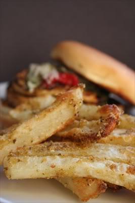 Recipes Week 5 Ultimate Chicken Fingers Oven Baked Parmesan Seasoned Fries Red Lobster