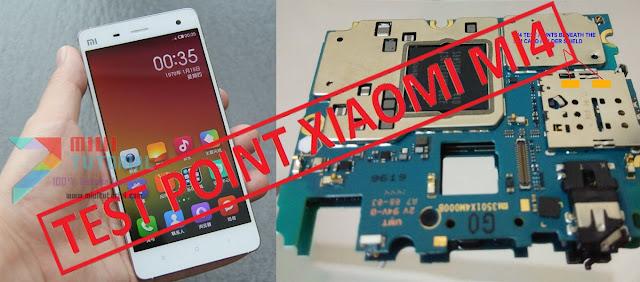 Xiaomi Mi4 Kamu Hardbrick/Bootloop/Tidak Bisa Menyala? Coba Tutorial Cara Test Point Berikut Ini