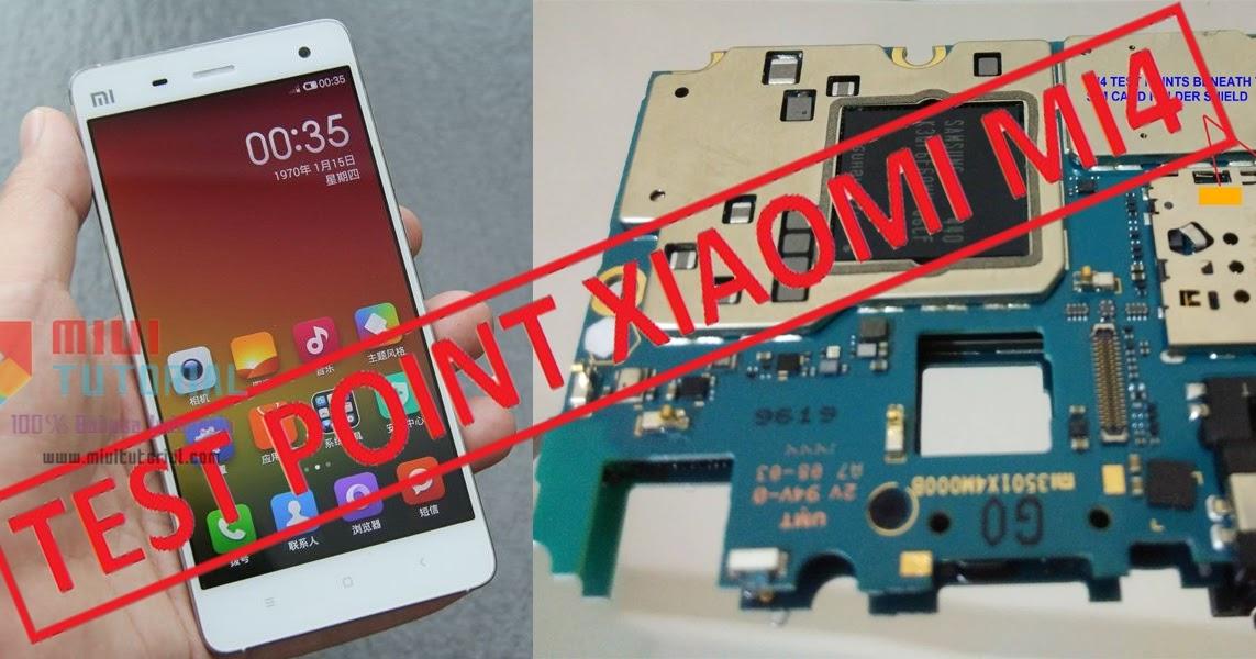 Xiaomi Mi4 Kamu Hardbrick/Bootloop/Tidak Bisa Menyala