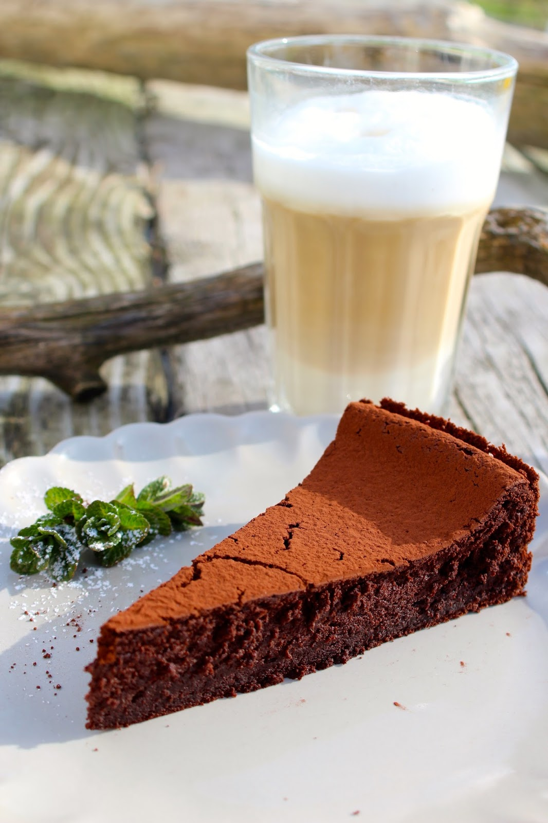 Schoko-Mousse-Kuchen