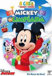 A Casa do Mickey Mouse: Mickey Olimpíada - DVDRip Dublado