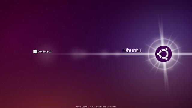 Merubah Posisi, Tampilan, Mengatur Jeda Waktu dan menghapus Os dalam Boot Linux dan windows