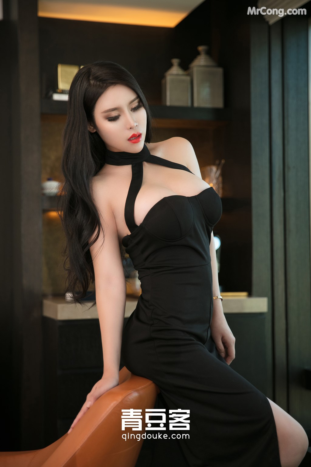Image QingDouKe-2017-11-05-Ke-Rui-Na-MrCong.com-005 in post QingDouKe 2017-11-05: Người mẫu Ke Rui Na (可蕊娜) (48 ảnh)
