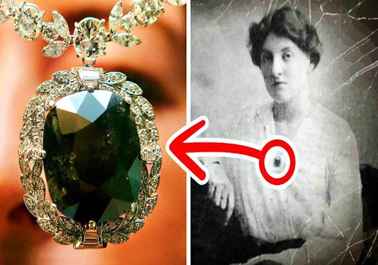 Kara Orlov Elması kötü şöhretini 18. yüzyılın başlarında kazanmaya başlamıştı.