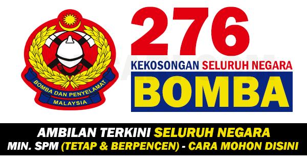 276 KEKOSONGAN TERKINI BOMBA 2017