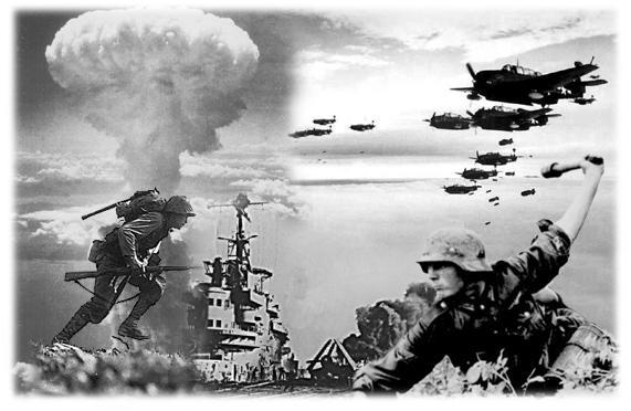 As Principais Guerras de Todos os Tempos