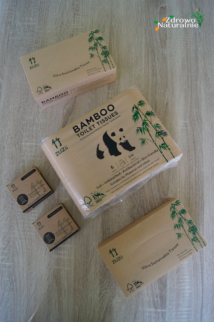 ZUZii - Ekologiczne produkty z bambusa