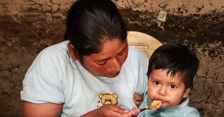 CUNA MÁS: Programa social atenderá a más de 76 mil niñas y niños menores de 12 meses en situación de vulnerabilidad