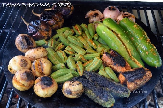 Tawa Bharwa Sabzi