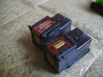 canon ink cartridges and lower nozzles