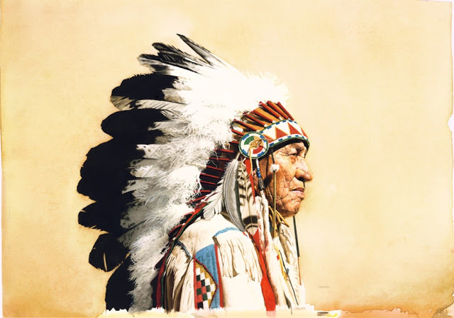 "20 Rules Of Life Of Native Americans - ""Do Not Ever Talk Bad About Others"""