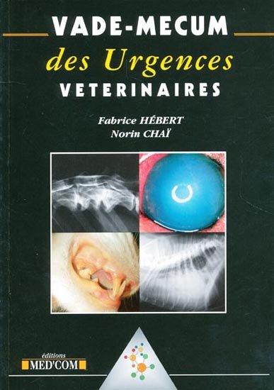 VADE-MECUM des urgances vétérinaires - WWW.VETBOOKSTORE.COM