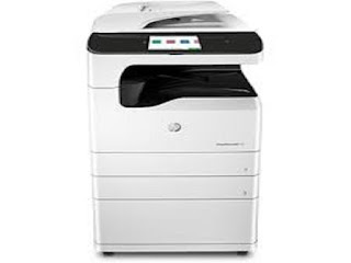 Picture HP PageWide Pro 772 Printer Driver Download