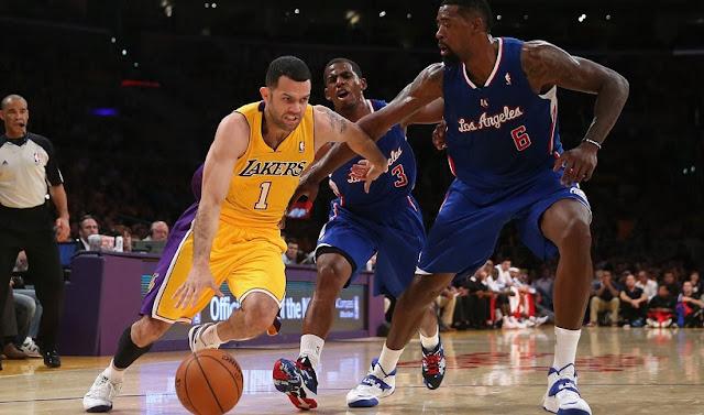 Compra de ingressos para os jogos da NBA em Los Angeles