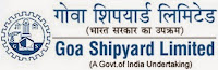 Goa Shipyard Limited, GSL, 10th, ITI, Goa, Trainee, freejobalert, Sarkari Naukri, Latest Jobs, gsl logo