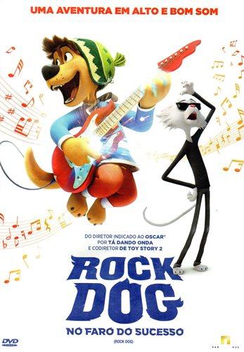 Rock Dog: No Faro do Sucesso Torrent – BluRay 720p/1080p Dual Áudio
