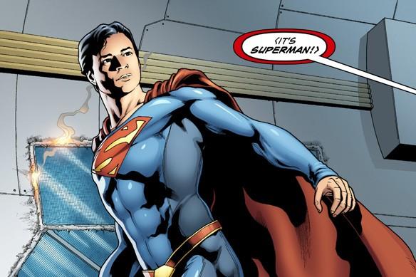 Craigs Pillar Of Justice Comic Musing Smallville Season 11