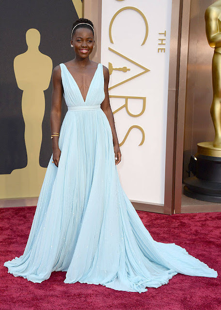 lupita 2014 oscars dress