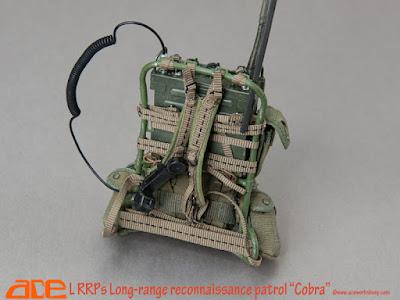 "osw.zone ace neues Produkt: 1 / 6. Maßstab LRRPs - weiträumige Spähtrupp ""Cobra"" figure"