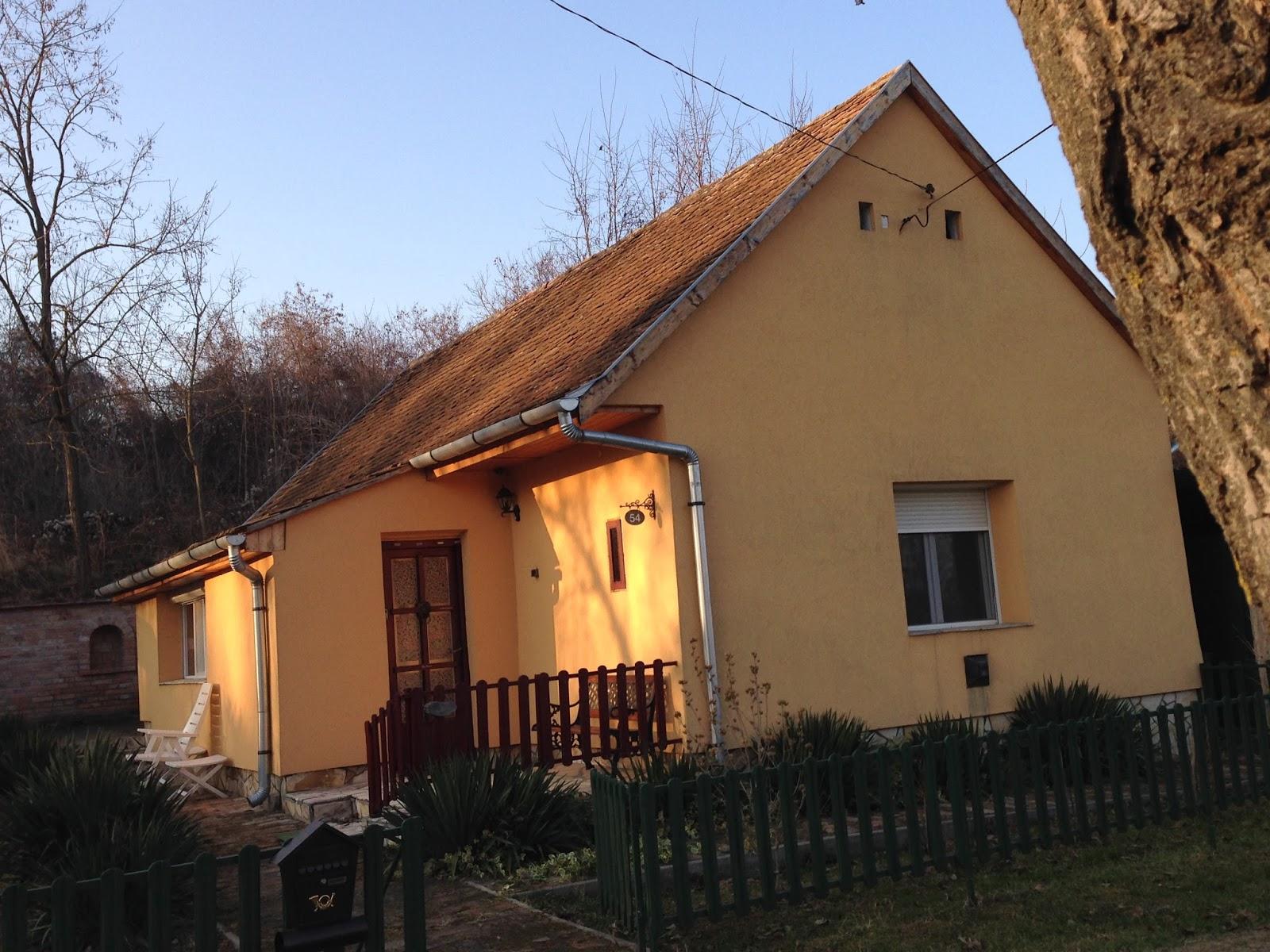 Hongaars vakantiehuisje