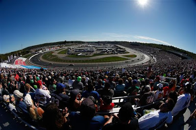 #NASCAR New Hampshire Race Schedule