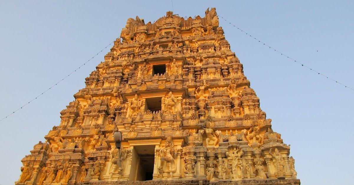 Tiruttani India  city photos : Indian Columbus: Thiruvalangadu Vadaaraneswarar Temple