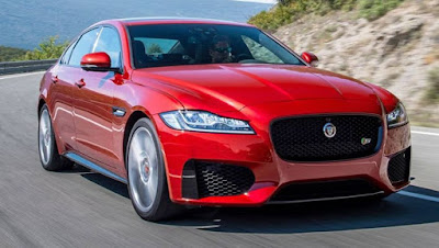 2016 Jaguar XF Models