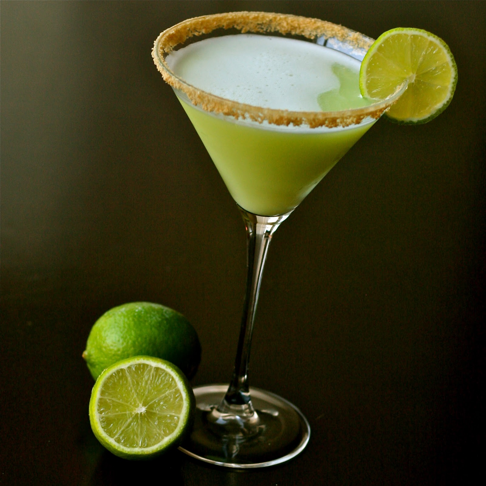 K Is For: Key Lime Pie Martinis