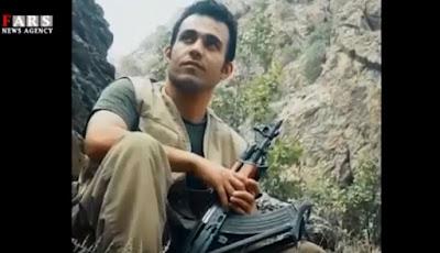 """İranda edam ediləcək Ramin Pəhahi """"siyasi fəal və yazıçı"""" deyil, kürd terrorçusudur"""