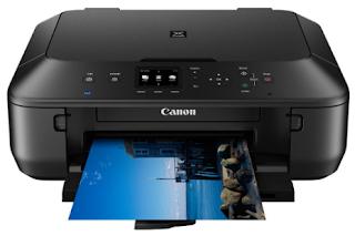 Canon PIXMA MG5650 Driver Printer & Setup Download