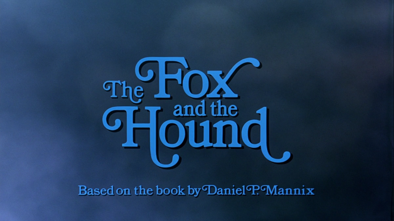 Joe Talks About Stuff 24 The Fox And The Hound 1981