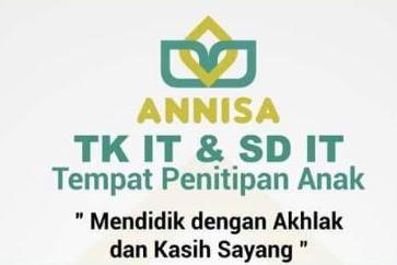 Lowongan Kerja SDIT Annisa Pekanbaru November 2018