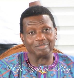 Nigerian economic problems will soon be over - Pastor Adeboye