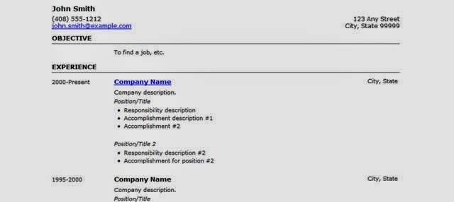 Curriculum Vitae Sample Bangladesh Sample Resume Service