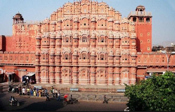 जयपुर एक खुबसुरत पिंक सिटी