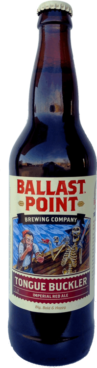 ff68bc1b42d0b Ballast Point - Tongue Buckler (New Limited)