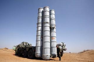 Sistem Pertahanan Udara Rusia