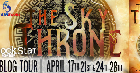 Sky Throne by Chris Ledbetter | Blog Tour and Giveaway | Book Review