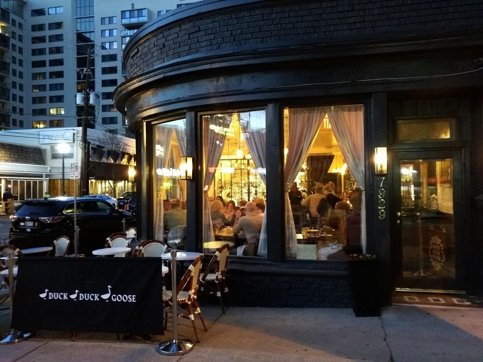 Robert Dyer @ Bethesda Row: Duck Duck Goose plans Monday opening in ...