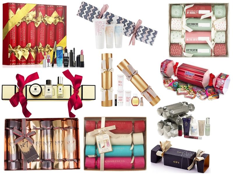 Christmas Beauty Crackers 2014