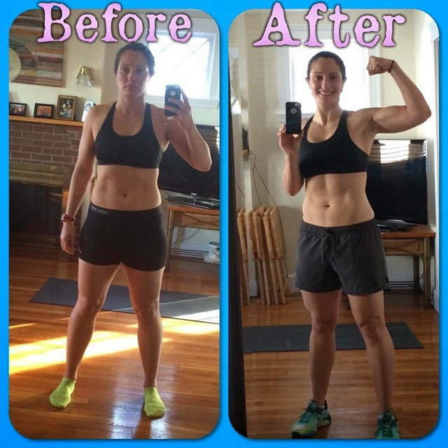 Recipe To Be FIT: Insanity Max 30 Results!