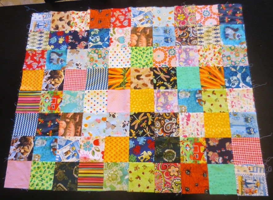 Quilt by Sara