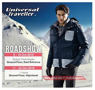Universal Traveller Roadshow 2016