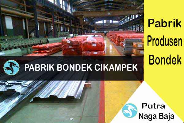 Pabrik Bondek di Cikampek