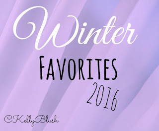 Winter Favorites 2016 - CKellyBlush